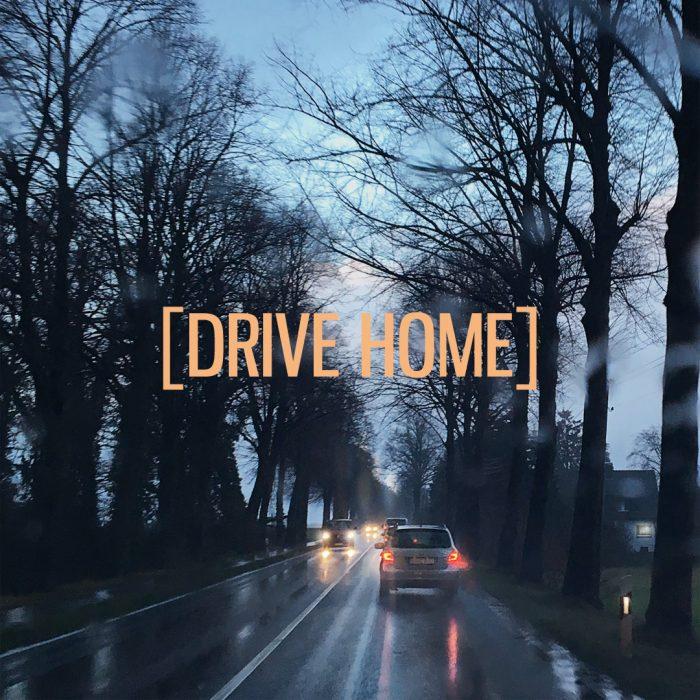 Nach Hause fahren