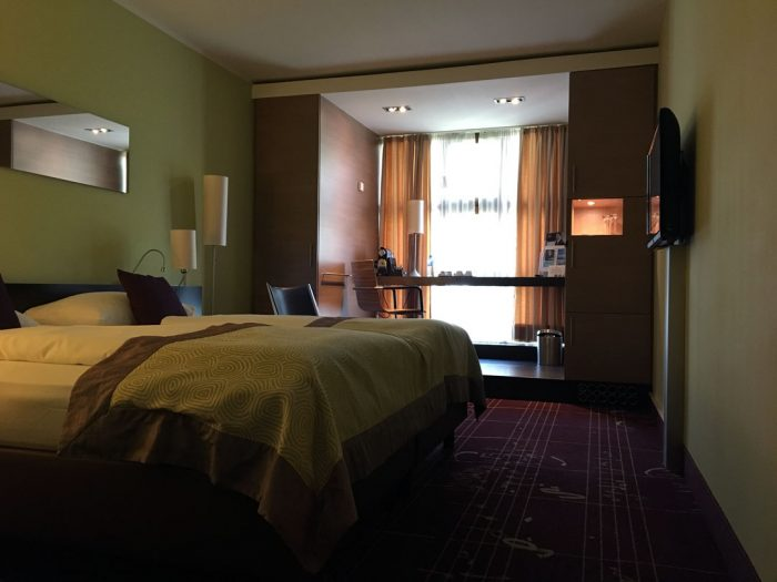 Hotel Mercure Salzburg Central (Austria)