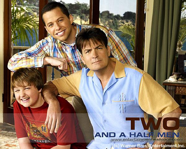 Jake, Alan und Charlie