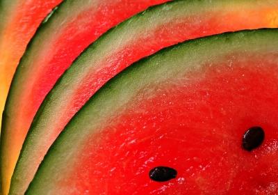 Wassermelone Erfrischend - © berwis / pixelio.de