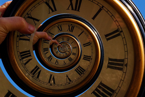 ...Time...by darrentunnicliff under CC BY-NC-ND