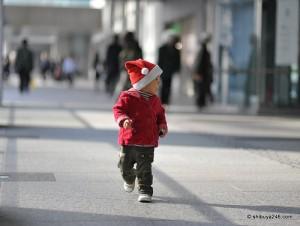Japan Santa by shibuya246