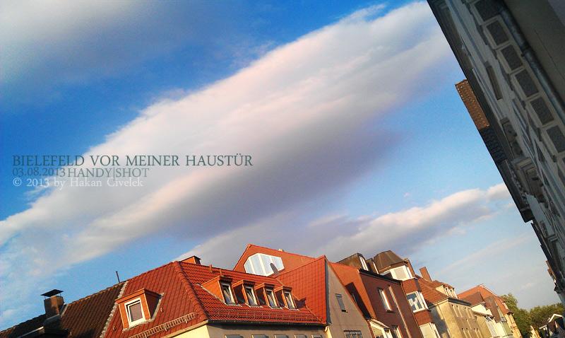 Bielefeld am 03.08.13