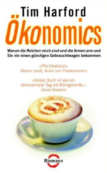 Oeconomics von Tim Harford