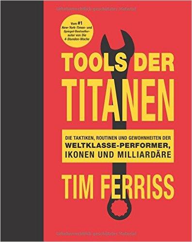 Buch: Tool der Titanen von Tim Ferris