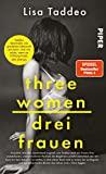 Meine Lesegeschwindigkeit für »Three Women – Drei Frauen«