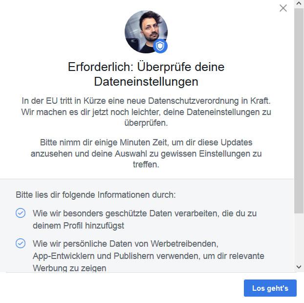 Facebookprofil fxhakan