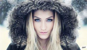 Jessy / Wintertime by ikopix