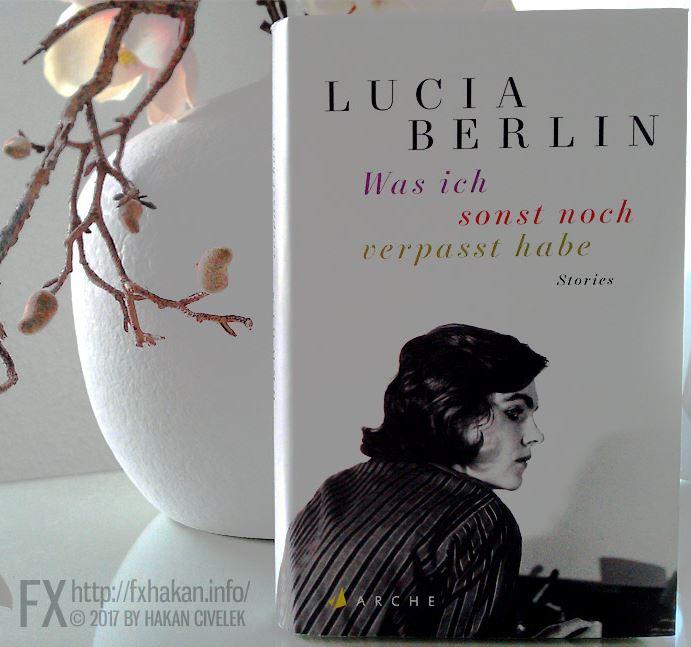 Buch Lucia Berlin - Was ich sonst noch verpasst habe