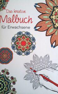 Malbuch für Erwachsene mit Mandalas