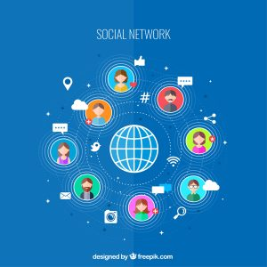 Social Netzwork by freepik.com