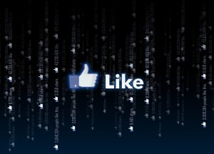 Facebook Likes Soziales Netzwerk